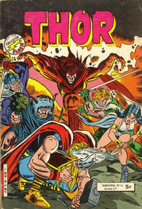 Cover Thumbnail for Thor (Arédit-Artima, 1977 series) #16