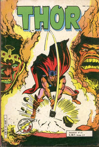 Cover Thumbnail for Thor (Arédit-Artima, 1977 series) #21