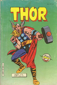 Cover Thumbnail for Thor (Arédit-Artima, 1977 series) #22