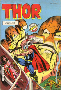 Cover Thumbnail for Thor (Arédit-Artima, 1977 series) #23