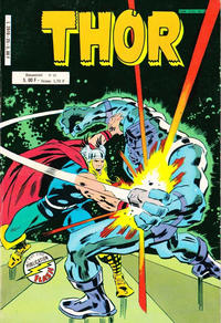Cover Thumbnail for Thor (Arédit-Artima, 1977 series) #25