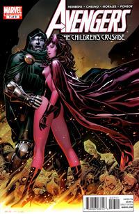 Cover Thumbnail for Avengers: The Children's Crusade (Marvel, 2010 series) #7