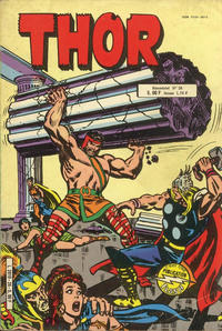 Cover Thumbnail for Thor (Arédit-Artima, 1977 series) #26
