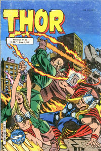 Cover Thumbnail for Thor (Arédit-Artima, 1977 series) #27