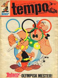 Cover Thumbnail for Tempo (Hjemmet / Egmont, 1966 series) #33/1972