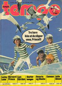 Cover Thumbnail for Tempo (Hjemmet / Egmont, 1966 series) #33/1977