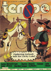Cover Thumbnail for Tempo (Hjemmet / Egmont, 1966 series) #35/1977