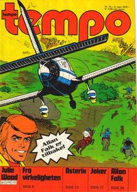 Cover Thumbnail for Tempo (Hjemmet / Egmont, 1966 series) #10/1979