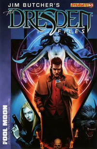 Cover Thumbnail for Jim Butcher's The Dresden Files: Fool Moon (Dynamite Entertainment, 2011 series) #3