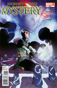 Cover Thumbnail for Journey into Mystery (Marvel, 2011 series) #626.1