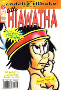 Cover Thumbnail for Endelig Tilbake (Hjemmet / Egmont, 2000 series) #[8]