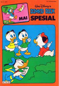Cover Thumbnail for Donald Duck Spesial (Hjemmet / Egmont, 1976 series) #5/1977