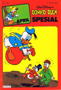 Cover Thumbnail for Donald Duck Spesial (Hjemmet / Egmont, 1976 series) #4/1977