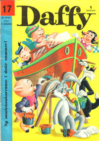 Cover Thumbnail for Daffy (Allers Forlag, 1959 series) #17/1961