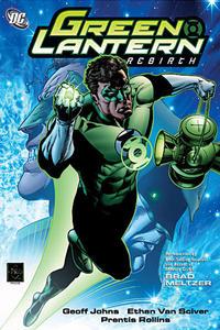 Cover Thumbnail for Green Lantern: Rebirth (DC, 2007 series)