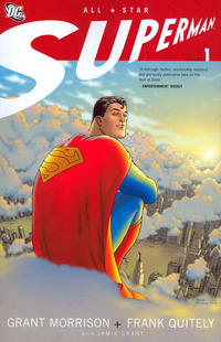 Cover Thumbnail for All-Star Superman (DC, 2008 series) #1