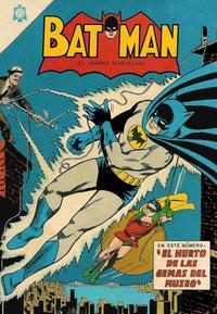 Cover Thumbnail for Batman (Editorial Novaro, 1954 series) #248