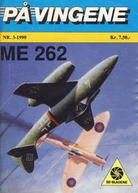 Cover Thumbnail for På Vingene (Serieforlaget / Se-Bladene / Stabenfeldt, 1963 series) #3/1990