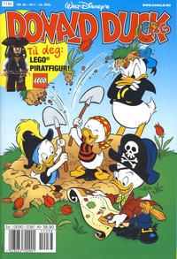 Cover Thumbnail for Donald Duck & Co (Hjemmet / Egmont, 1997 series) #38/2011