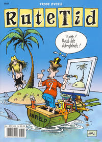 Cover Thumbnail for Rutetid (Bladkompaniet, 2003 series) #[2005]