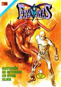 Cover Thumbnail for Fantomas (Editorial Novaro, 1969 series) #372