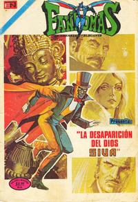 Cover Thumbnail for Fantomas (Editorial Novaro, 1969 series) #177