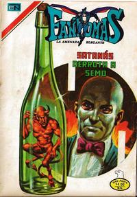 Cover Thumbnail for Fantomas (Editorial Novaro, 1969 series) #371