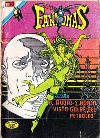 Cover Thumbnail for Fantomas (Editorial Novaro, 1969 series) #215
