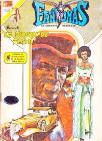 Cover Thumbnail for Fantomas (Editorial Novaro, 1969 series) #205