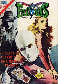 Cover Thumbnail for Fantomas (Editorial Novaro, 1969 series) #269