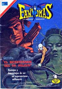 Cover Thumbnail for Fantomas (Editorial Novaro, 1969 series) #235