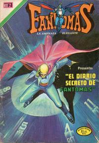 Cover Thumbnail for Fantomas (Editorial Novaro, 1969 series) #135