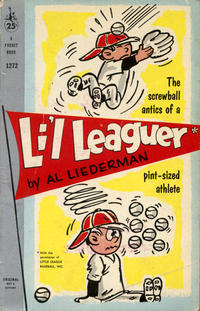 Cover Thumbnail for Li'l Leaguer (Pocket Books, 1960 series) #1272
