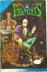 Cover Thumbnail for Fantomas (Editorial Novaro, 1969 series) #147