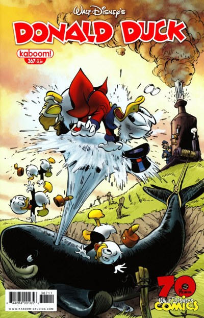 Cover for Donald Duck (Boom! Studios, 2011 series) #367