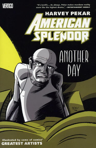 Cover for American Splendor: Another Day (DC, 2007 series)