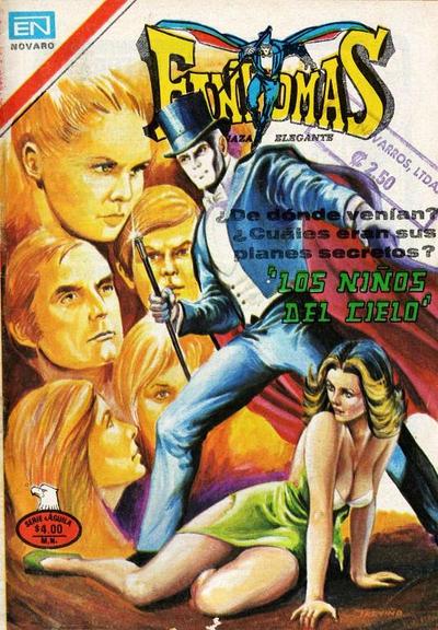 Cover for Fantomas (Editorial Novaro, 1969 series) #406