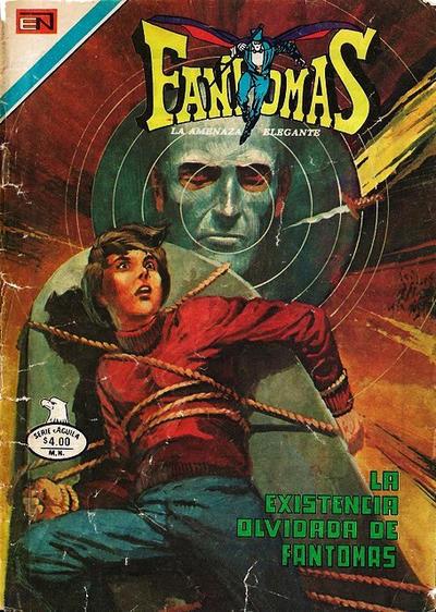 Cover for Fantomas (Editorial Novaro, 1969 series) #366