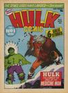 Cover for Hulk Comic (Marvel UK, 1979 series) #13