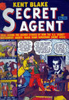 Cover for Kent Blake Secret Agent (Bell Features, 1951 series) #25