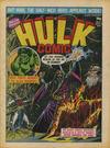 Cover for Hulk Comic (Marvel UK, 1979 series) #27