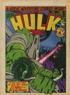 Cover for Hulk Comic (Marvel UK, 1979 series) #25