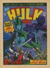 Cover for Hulk Comic (Marvel UK, 1979 series) #22