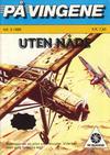 Cover for På Vingene (Serieforlaget / Se-Bladene / Stabenfeldt, 1963 series) #9/1989