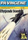 Cover for På Vingene (Serieforlaget / Se-Bladene / Stabenfeldt, 1963 series) #8/1989