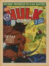 Cover for Hulk Comic (Marvel UK, 1979 series) #15
