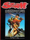 Cover for Storm (Oberon, 1978 series) #0 - Commandant Grek: Gevangenen van de tijd