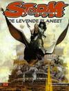 Cover for Storm (Oberon, 1978 series) #15 - De levende planeet