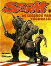 Cover for Storm (Oberon, 1978 series) #7 - De legende van Yggdrasil