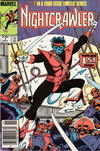 Cover Thumbnail for Nightcrawler (1985 series) #1 [Newsstand]